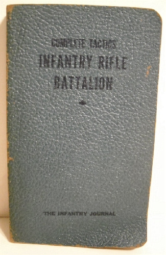 Image for Complete Tactics: Infantry Rifle Battalion.