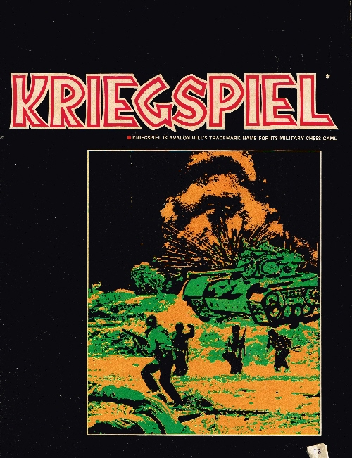 Image for Kriegspiel. Bookcase Game. (806).
