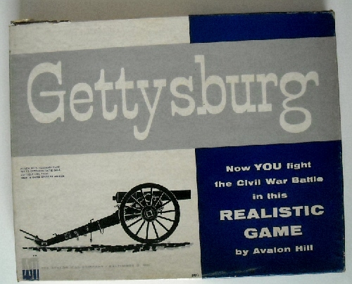 Image for Gettysburg.