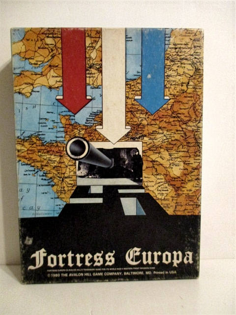 Image for Fortress Europa: World War II Western Front Invasion Game.