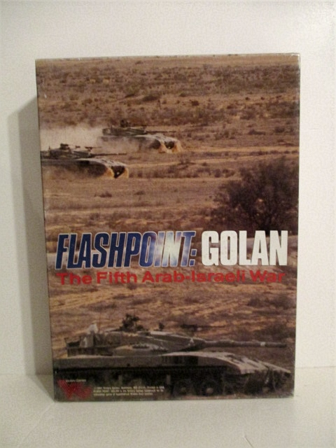 Image for Flashpoint: Golan. Fifth Arab-Israeli War.