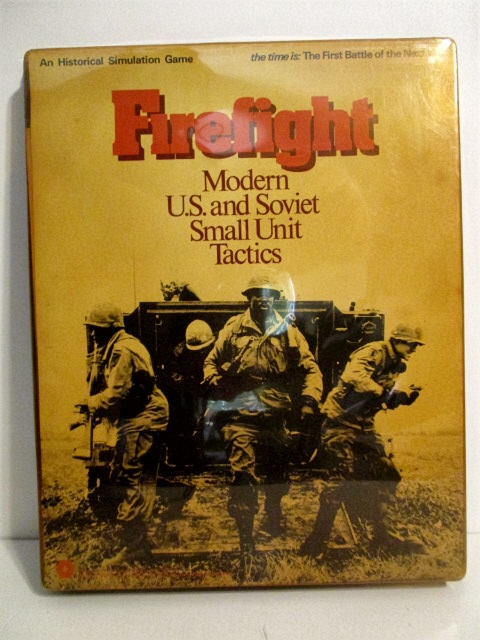 Image for Firefight: Modern U.S. and Soviet Small Unit Tactics.