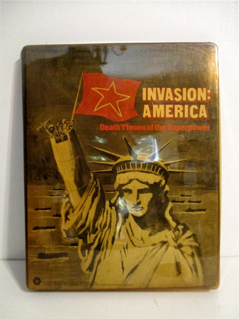 Image for Invasion America: Death Throes of the Superpower.