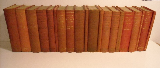 Image for History of the British Army. 20 Vol. set.