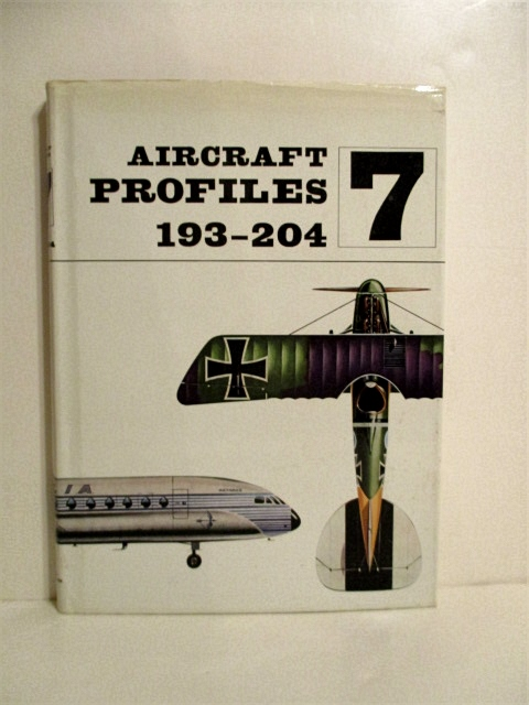 Image for Aircraft in Profile. Volume 7. Nos. 193-204.