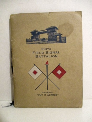Image for 213th Field Signal Battalion.