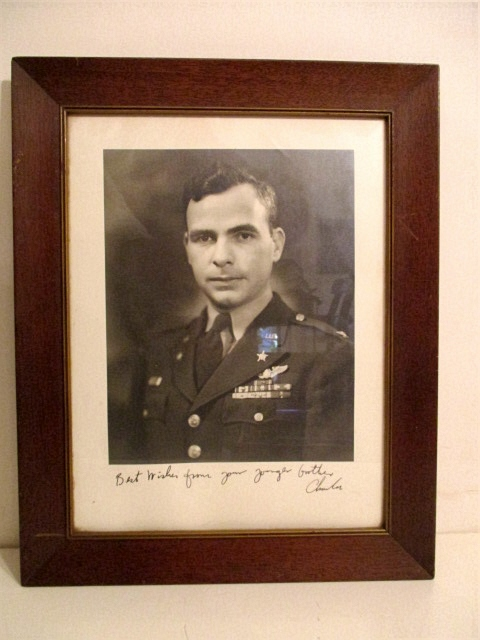 Image for Col. Charles Henry MacDonald. 5th Leading WW II USAF Ace (Photo)