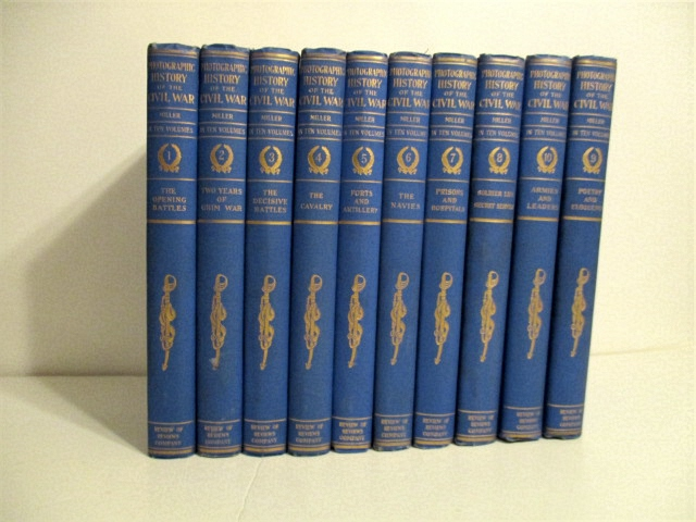 Image for Photographic History of the Civil War. (10 Vols.).