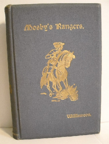 Image for Mosby's Rangers: A Record of the Operations of the Forty-Third Battalion Virginia Cavalry.