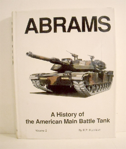 Image for Abrams: History of the American Main Battle Tank Vol 2.
