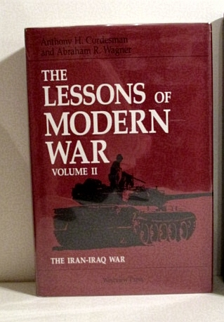 Image for Lessons of Modern War: Vol II. Iran-Iraq War.