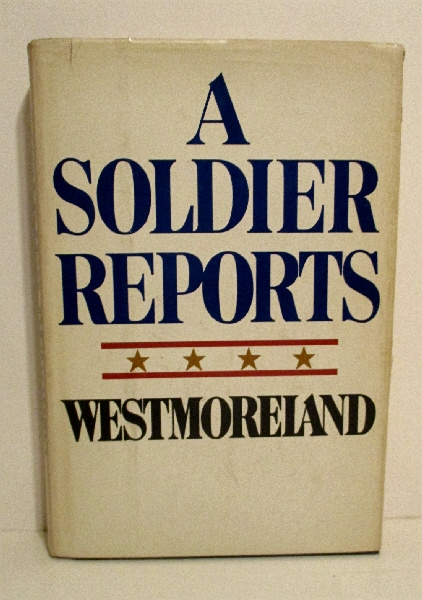Image for A Soldier Reports.