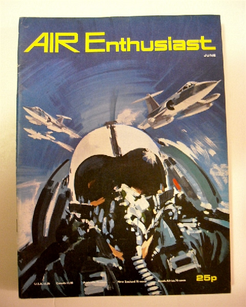 Image for Air Enthusiast Volume 1  Nos 1-7. + duplicates .