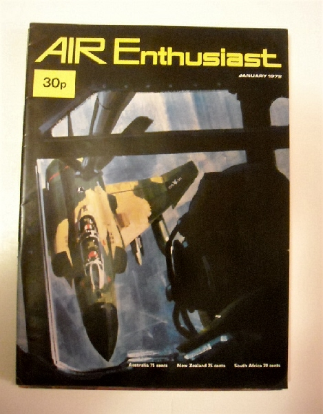 Image for Air Enthusiast Volume 2  Nos 1-6.