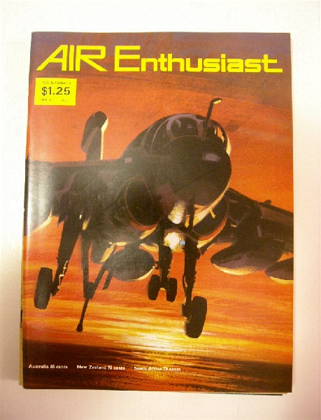 Image for Air Enthusiast Volume 4  Nos 1-6