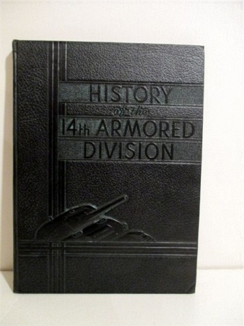 Image for History of the 14th Armored Division.