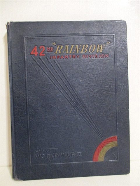Image for 42nd Rainbow Infantry Division: Combat History of World War II.