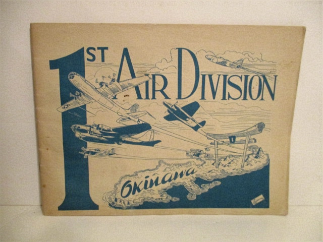 Image for 1st Air Division. Okinawa.