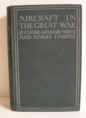 Image for Aircraft in the Great War: A Record and Study.