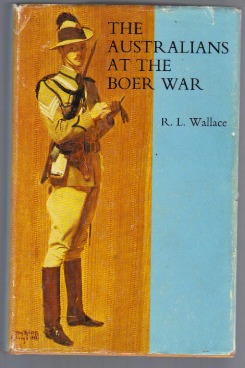 Image for Australians at the Boer War.