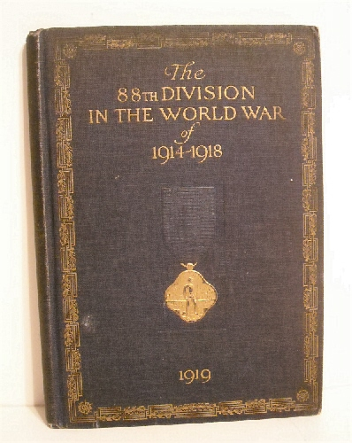 Image for 88th Division in the World War of 1914-1918.