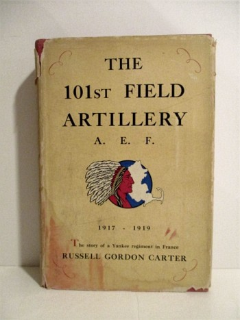 Image for 101st Field Artillery A.E.F. 1917-1919.
