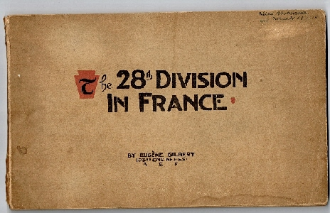 Image for 28th Division in France.