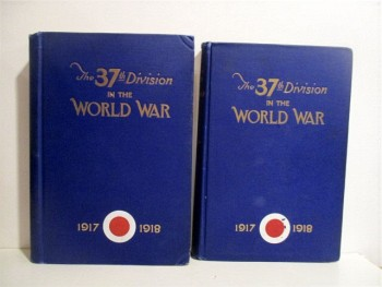 Image for 37th Division in the World War 1917-1918. (Two Vols).