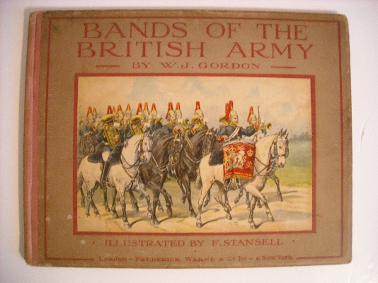 Image for Bands of the British Army.