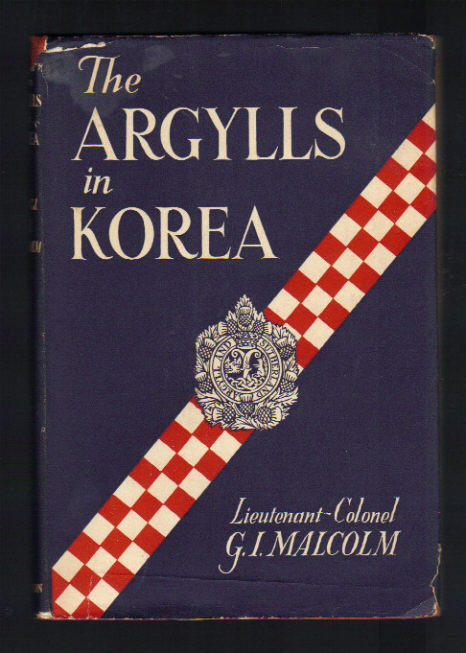 Image for Argylls in Korea.
