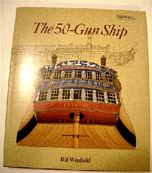 Image for 50 Gun Ship. (Shipshape Series)