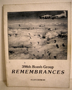 Image for 398th Bomb Group Remembrances.