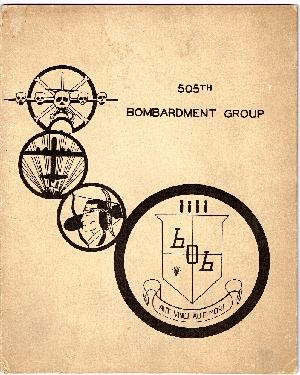 Image for 505th Bombardment Group.