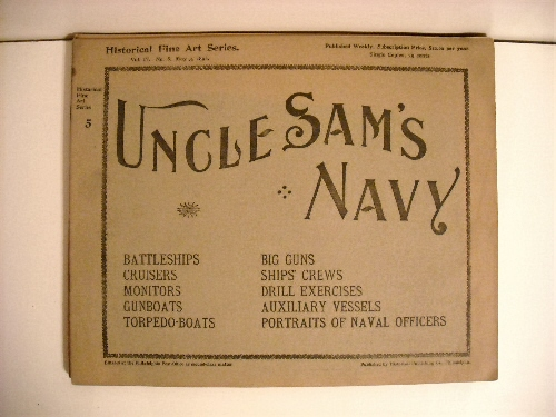 Image for Uncle Sam's Navy. (11 issues).