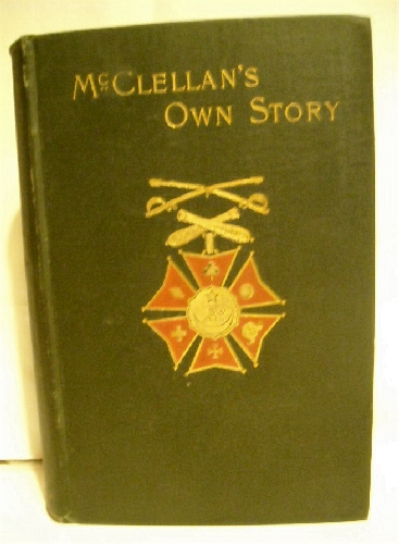 Image for McClellan's Own Story.