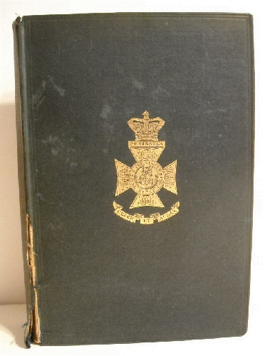 Image for Annals of the King's Royal Rifle Corps. Volume I. Royal Americans.