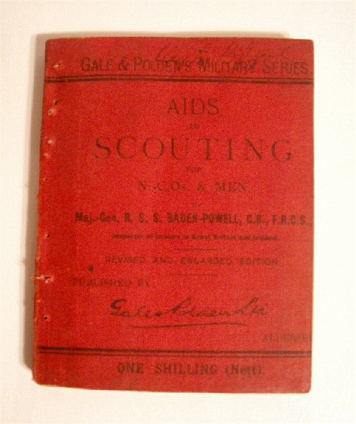 Image for Aids to Scouting for N.-C.O. & Men.