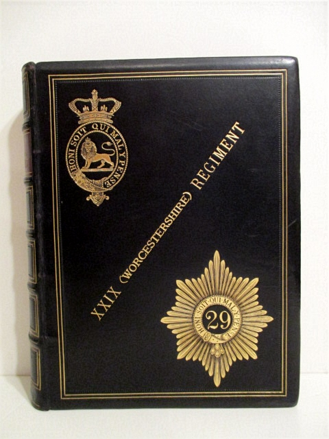 Image for History of Thos Farrington's Regiment Subsequently Designated the 29th (Worcestershire) Foot 1694 to 1891.