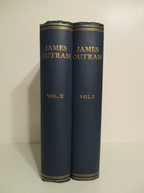 Image for James Outram: A Biography. ( 2 vols.).