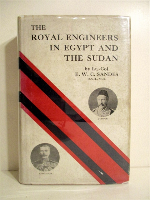 Image for Royal Engineers in Egypt and the Sudan.
