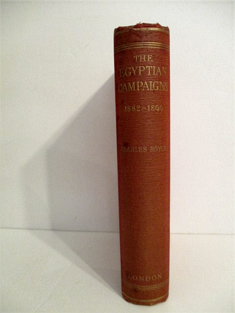 Image for Egyptian Campaigns 1882 to 1885. New and revised Edition, continued to December, 1899.