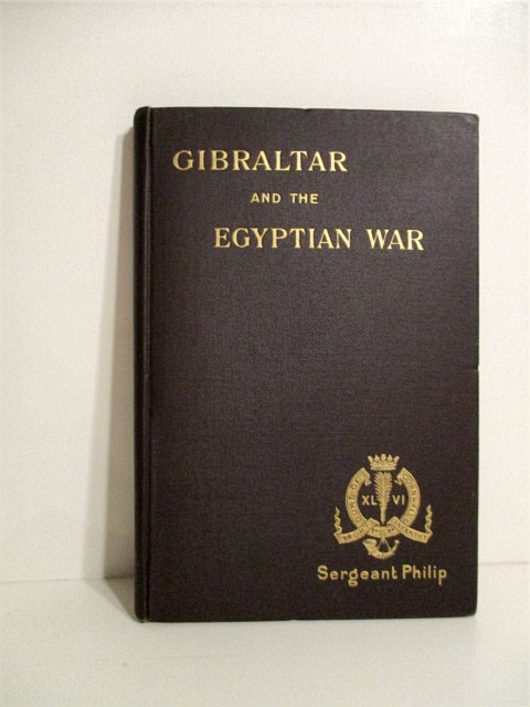 Image for Reminiscences of Gibraltar, Egypt and the Egyptian War 1882. (From the Ranks).