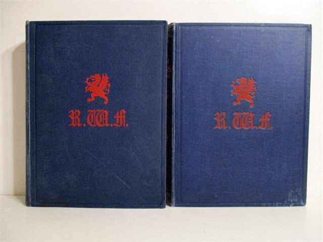 Image for Regimental Records of the Royal Welch Fusiliers (Late the 23rd Foot). Vol. I. 1689-1815 & Vol. II. 1915-1914.