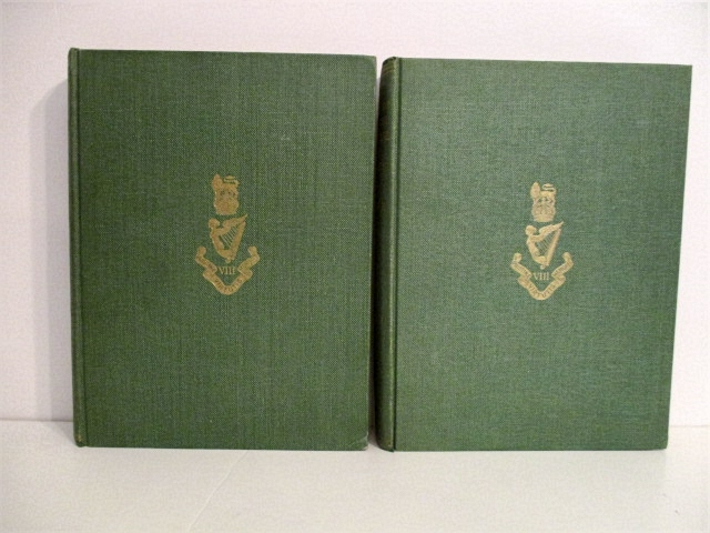 Image for History of the VIII King's Royal Irish Hussars, 1693 - 1927. (2 volumes).