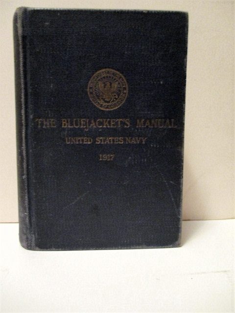 Image for Bluejacket's Manual, United States Navy, 1917.