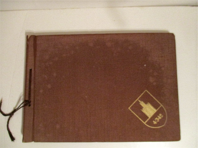 Image for 4/432. Photo Album Luftwaffe Flak Artillery Battery.