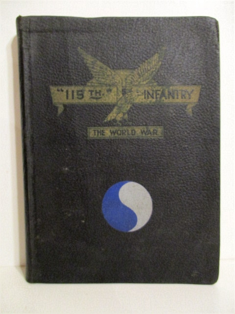 Image for 115th Infantry USA. In the World War.