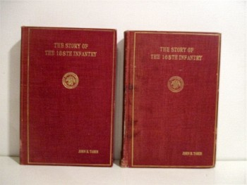 Image for Story of the 168th Infantry. ( 2 volumes).