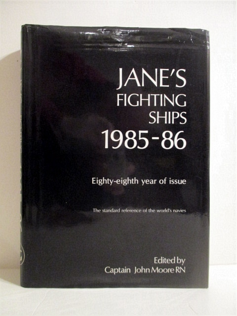 Image for Jane's Fighting Ships 1985-86.