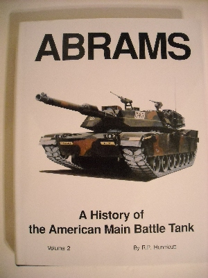 Image for Abrams: History of the American Main Battle Tank Volume 2.